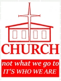 Chruch what we are image